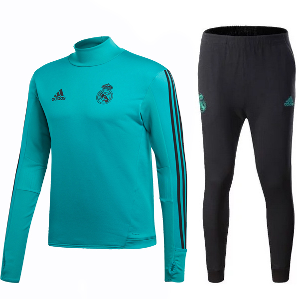 Chandal Real Madrid 2017/18 Verde Marino Negro